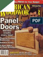 American Woodworker - 86 (April 2001)