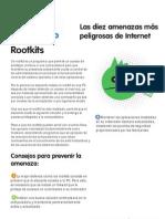 Las diez amenazas más peligrosas de Internet - 7 - Rootkits