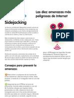 Las diez amenazas más peligrosas de Internet - 6 - Sidejacking