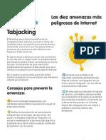 Las diez amenazas más peligrosas de Internet - 5 - Tabjacking