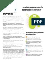 Las diez amenazas más peligrosas de Internet - 4 - Troyanos
