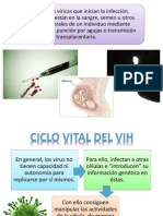 Ciclo Vital Del VIH