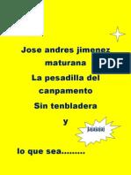 Jose Andres Jimenez Maturana