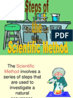scientific method lpa training 2012 - 13