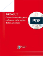 Guias de atención enfermos por dengue OPS