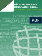 EconomíaSolidariaparalaTransformaciónSocial