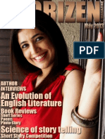 Storizen Magazine -  May Issue