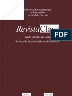 Revista Clave Tomo 1