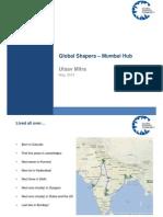 My profile for WEF Global Shapers' Mumbai Hub