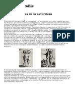 Bataille, Georges - Las Desviaciones de La Naturaleza