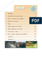 NCERT Book - The Earth Our Habitat - Class VI