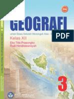 Kelas Xii Sma Geografi 3 Eko Titis Prasongko