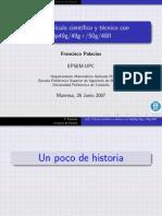 Historia Calculadoras HP