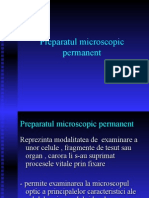 Preparatul Microscopic Permanent Lp2