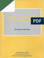 Dermeval Saviani - Sobre a concepção de politecnia