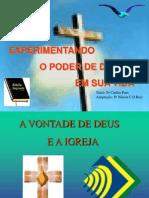 A Vontade de Deus e a Igreja