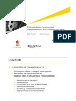 Foro Madrid Franquicia - El Contrato Master (2