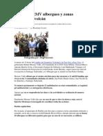 12-05-2013 Sexenio Puebla - Supervisa RMV albergues y zonas cercanas al volcán