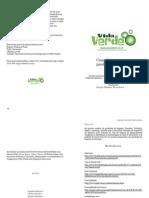 Vida Verde Recipe Booklet (Portuguese)