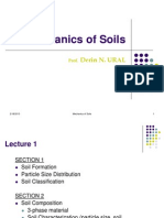 Mechanic of Soils