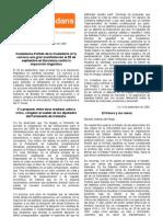 Newsletter Federación Barcelona C's 2008.09.07