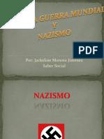 Unidad 4 Segunda Guerra Mundial - Jackeline Moreno