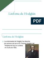 Linfoma Hodgkin Bueno