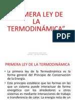 5 Primera Ley de La Termodinamica
