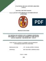 Proyecto Tesis Hotel