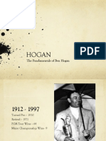 Ben Hogan - The Fundamental of Ben Hogan