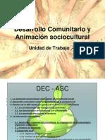 2.-Desarrollo Comunitario y Animación sociocultural