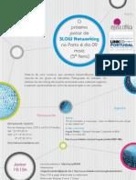 SLOW Networking Event - PORTO(09.05.13)