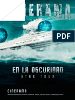 En la Oscuridad Star Trek - Revista Cinerama