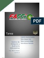 Tarea Auditoria informatica2