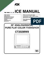 Examples Magnavox Dvd Recorder Vcr Zv420Mw8 Manual