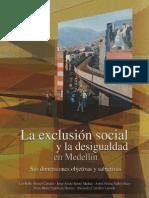 Bernal Exclusion Desigualdad Medellin