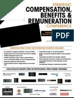 Strategic Compensation, Benefits & Remuneration Conference