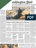 The Washington Post 2011.04.20
