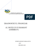 Bilant financiar