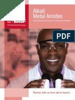Alkali Metal Amides