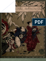 'The Loyal Ronins' (Chiushingura) by Tamenage Shunsui; Shiuichiro Saito, Edw. Greey w Keisai Yeisen, 1880 ILLUSTRATED
