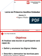 AV Anexo 2 - Signos Vitales