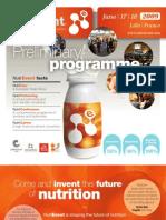 NutrEvent - Preliminary Programme