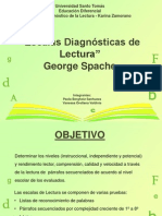 Escala Diagnostica de Lec. SAPCHE