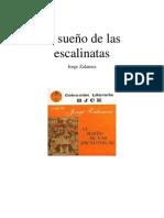 Zalamea, Jorge - El sueño de las escalinatas