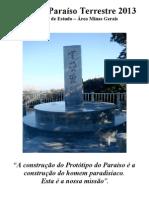 Material de Estudo_Paraíso Terrestre_2013