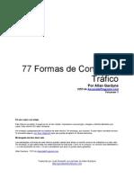 77 formas de conseguir trafico
