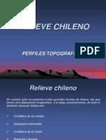 PERFILES TOPOGRÁFICOS DE CHILE