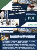 Exposicion Locales de Venta de Glp d.s. 022-2012 Em