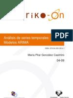 Analisis de Series Temporales - Maria Gonzales
